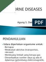 Airborne Diseases