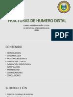 FRACTURAS DE HUMERO DISTAL.pptx
