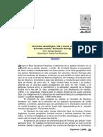 Irene-zuniga- La Frontera Escatológica