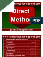 Cash Flow Format