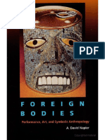 Napier (1992) Foreign Bodies, Performance, Art, and Symbolic Anthropology.pdf