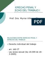 DERCHO PENAL Y DERECHO DE TRBAJO