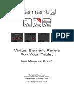 Element-Vs User Manual v2r1 (1)