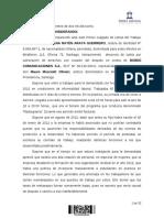 Tribunal de Justicia falla en contra de Rayén Araya