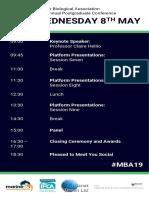 MBA Wednesday