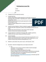christa esl methods thematic unit assessment