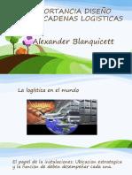 Fase 1 - Realizar Un Informe Relacionado Con El Diseño de Cadenas Logísticas