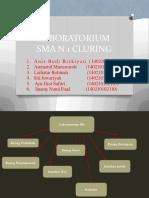 Laboratorium Sma n 1 Cluring Kelompok 4
