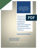 GUÍA PROPUESTA PRÁCTICA ECP_2016