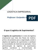 Logistica Empresarial - Gestão Da Produção
