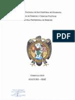 Programa p21 Derecho