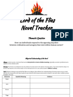 the lord of the flies novel tracker