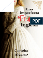 Uma Imperfeita Flor Inglesa -Concha Alvarez