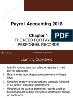 Chapter 1 2018 Payroll Accounting