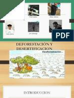 De Forestación