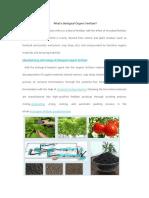 What Is Biological Organic Fertilizer.docx