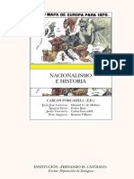 Nacionalismo e historia