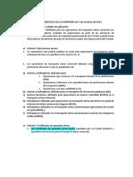 Reglamento 965 de 2012