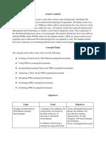 Genesis Burroughs - Design Document for EME7417