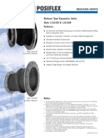 Posiflex Reducer Expansion Joints