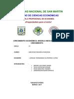 Macroeconomía-Avanzada