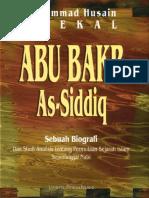 Abu Bakar as-Siddiq (Sebuah Biografi)
