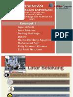 Presentasi Training AK3 Umum Kelompok 1