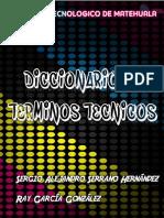 Diccionario de Terminos Técnicos SIMPCE Serrano Y García