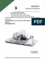 3020G Instruction Manual