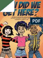 How Did We Get Here - South Sac Comic