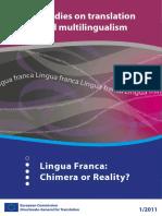 Lingua Franca Chimera or Reality.pdf