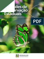 Unidades de Conservação Estaduais Do RS