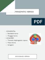 Hernia Diaphragmatica