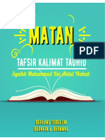 MATAN Tafsir Kalimat Tauhid-converted(1)