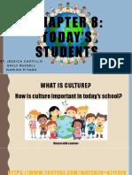 chapter 8 lesson plan presentation edu201  1