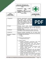 8.2.1.1 SOP Penilaian, Pengendalian, Penyediaan Dan Penggunaan Obat Fix
