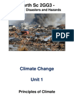 ES 2GG3 - Climate Change - All Units