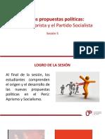 Propuestas Politicas - Desafíos del Perú