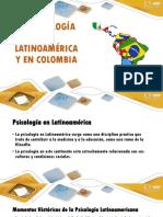 - La Psicología en Latinoamérica y en Colombia (1)