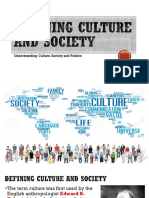 2 Defining Culture and Society