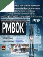 Gestion de Proyectos - MEJORAMIENTO DE LOS SERVICIOS EDUCATIVOS DE LA I.E. SIMON BOLIVAR - AREQUIPA