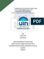 Daftar Nilai Kimia Sma Mid-final Ganjil 2018-2019