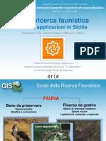 Lillo - GIS e Ricerca a Alcune Applicazioni in Sicilia [Compatibility Mode]