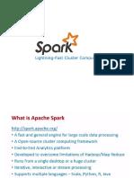 Spark Basics
