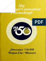 51 St National Convention Proceedings