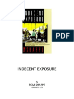Indecent Exposure - Tom Sharpe