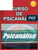 Curso de Psicanálise - Apostila 17