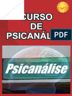 Curso de Psicanálise - Apostila 18