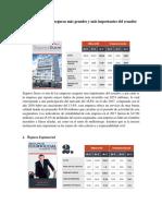 Las 10 Empresas Aseguras Más Grandes y Más Importantes Del Ecuador