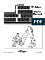 Bobcat 730SH Sideshift Backhoes Service Repair Manual.pdf